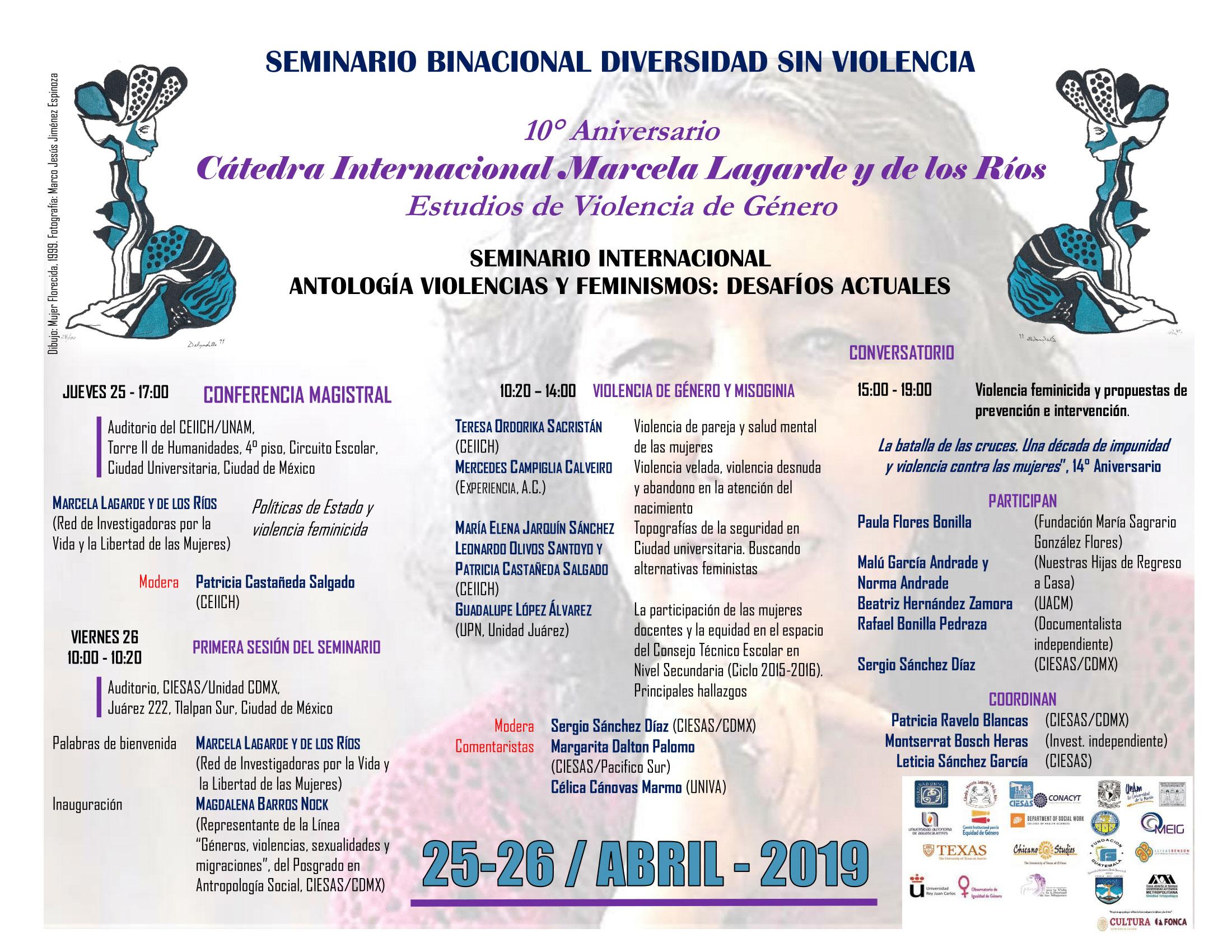 Seminario Binacional Diversidad sin Violencia
